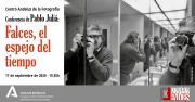 Conferencia de Pablo Juliá sobre Manuel Falces y el significado del CAF
