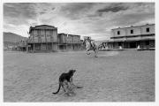 Fotografía en blanco y negro de Cristina García Rodero