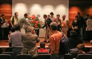 Fotografía del momento de la clausura oficial del evento el 1 de junio de 2008.
