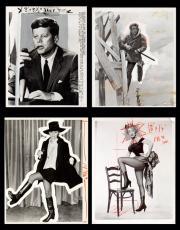 Painted Photos, fecha desconocida. Colección Martin Parr.
