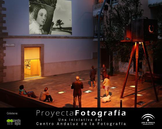 Proyecta Fotografía. Una iniciativa del Centro Andaluz de la Fotografía