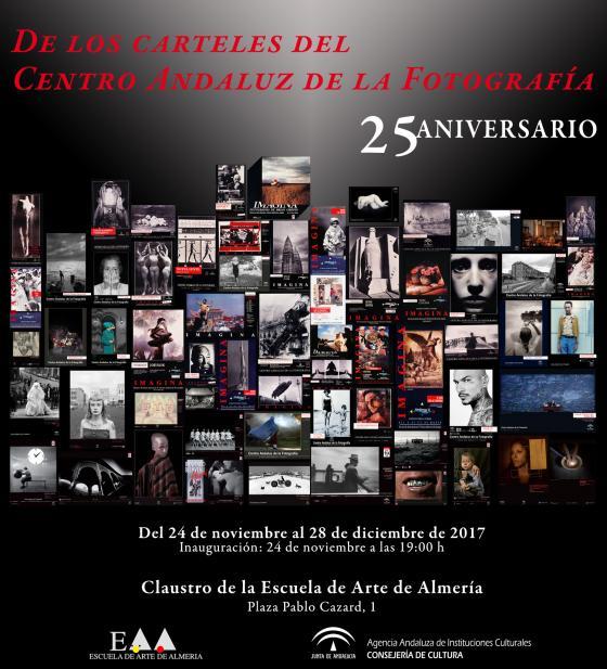 Muestra 'De los carteles del Centro Andaluz de la Fotografía'