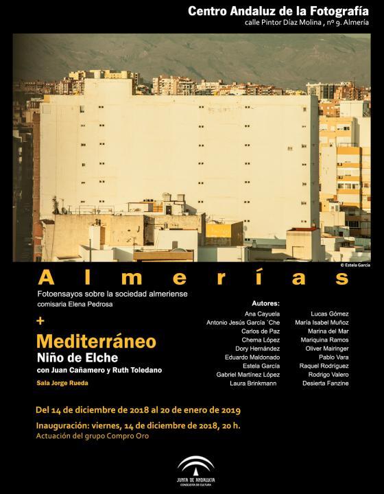 Inuguración Mediterráneo y Almerías