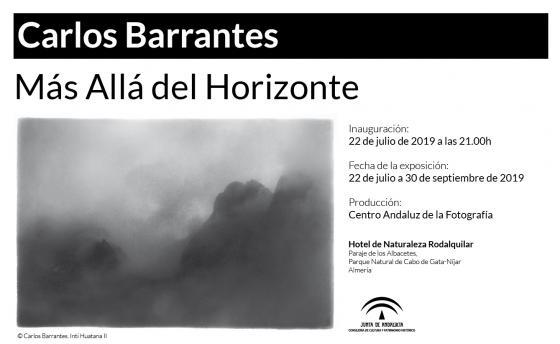 Exposición de Carlos Barrantes en Rodalquilar