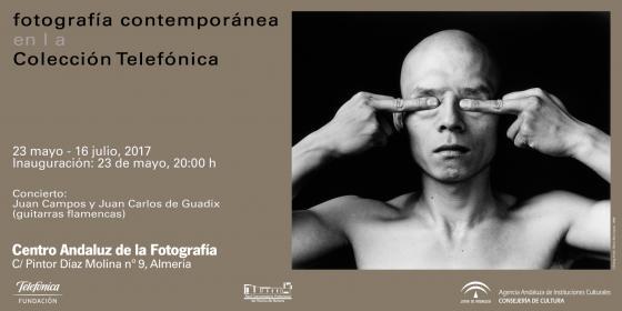 Inauguración 'Fotografía contemporánea en la Colección Telefónica'