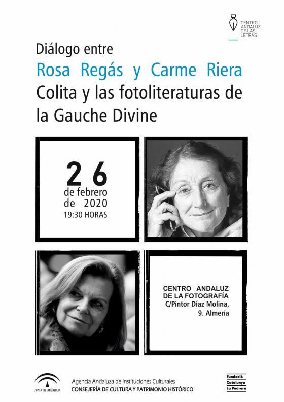 Diálogo sobre Colita y las fotoliteraturas