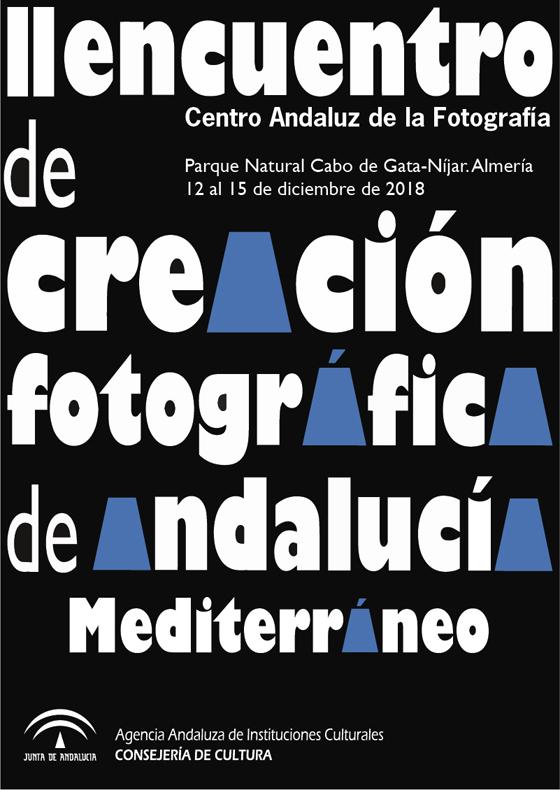 II Encuentro de Creación Fotográfica de Andalucia