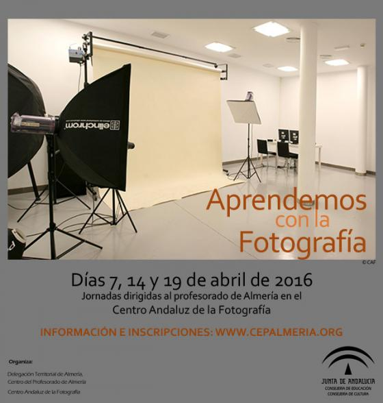 Aprendemos con la fotografía