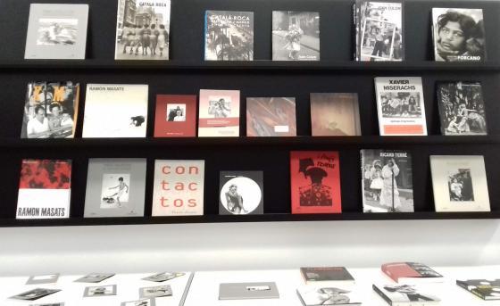 Muestra bibliográfica en el CAF
