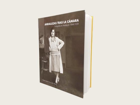 Presentación libro Andaluzas tras la cámara