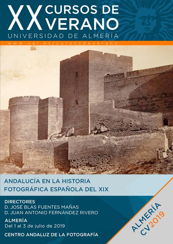 Programa del curso Andalucía en la historia fotográfica española del XIX