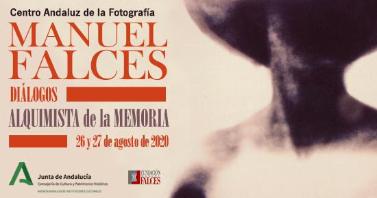 Diálogos relacionados con la expo de Manuel Falces
