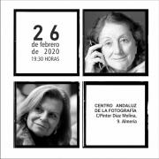 Un diálogo sobre Colita y las fotoliteraturas de la Gauche Divine. Rosa Regás y Carme Riera