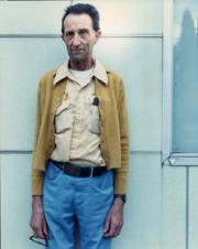 Fotografía realizada por Bruce Wrighton en Nueva York, 1987