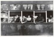 Robert Frank. Tranvía. Nueva Orleans. 1955-1956