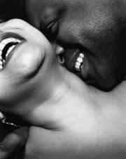 Rostros sonrientes.