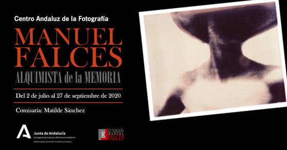 Retrospectiva Manuel Falces en el CAF