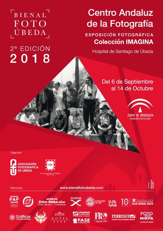 Colección Imagina en la Bienal Foto Úbeda, Jaén