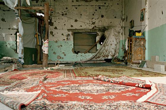 Fotografía de mezquita