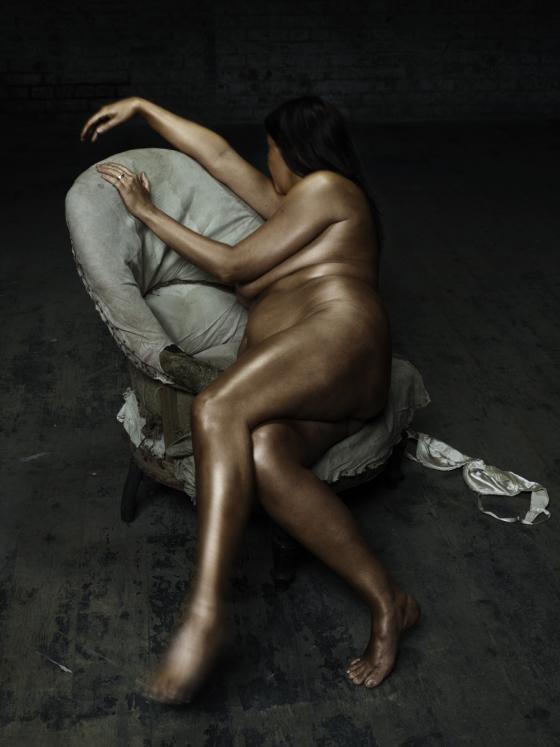 Fotograf�a desnudo