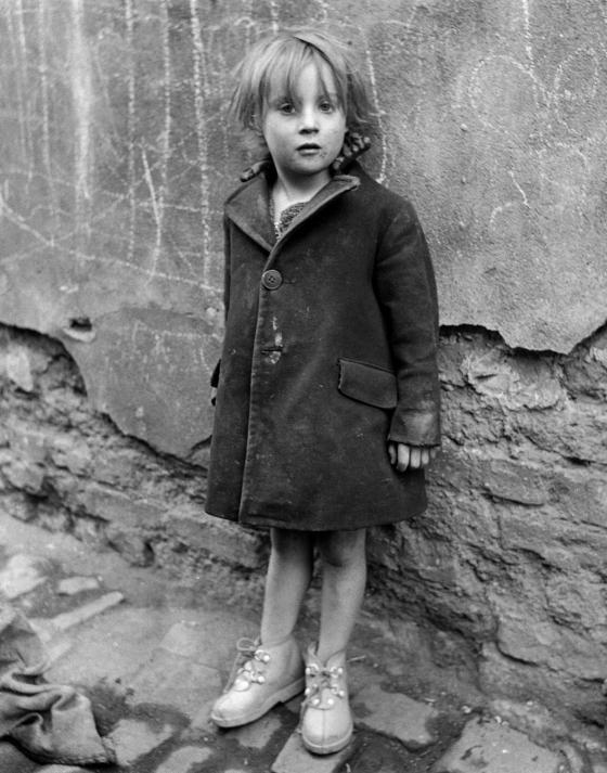 Montmartre, 1947. Edouard Boubat