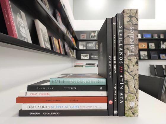 Muestra Fotografía Andaluza en la Biblioteca CAF