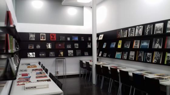 muestra bibliográfica de colecciones fotográficas