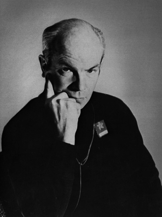 Retrato Norman Bethune