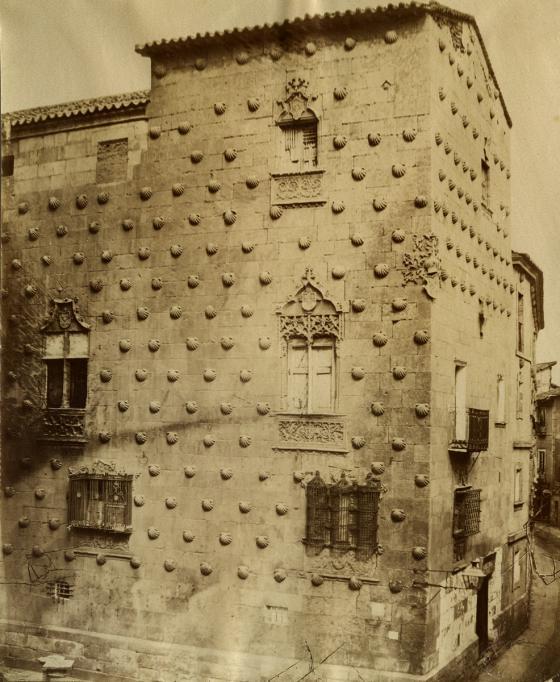 Casa de las Conchas. Salamanca.