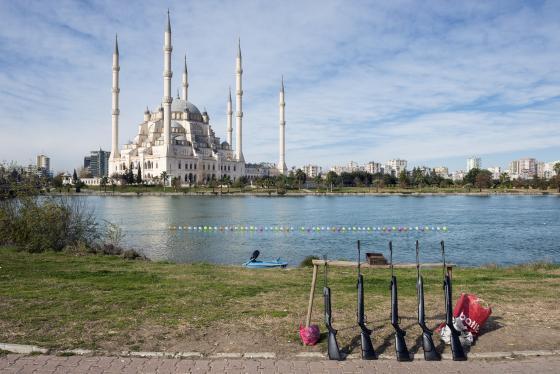 Adana. Turquía
