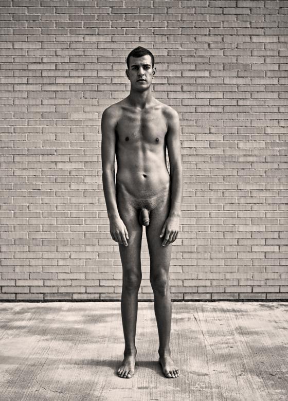 Desnudo masculino