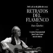 Exposición Retratos del flamenco en Algeciras