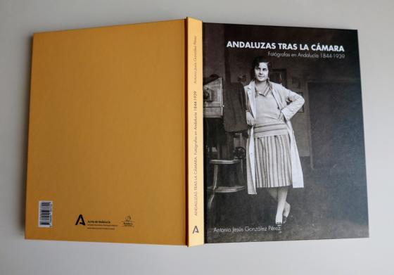 Libro Mujeres tras la cámara