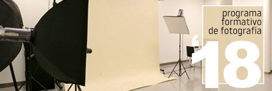 Comienza el Programa Formativo de Fotografía 2018 en el CAF